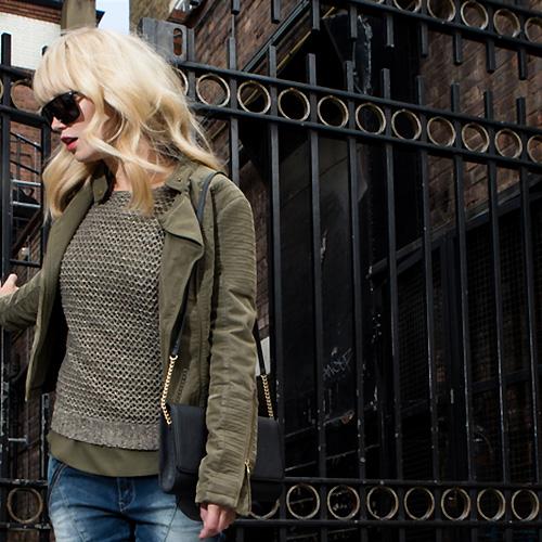 stoere vrouwelijke kleding online