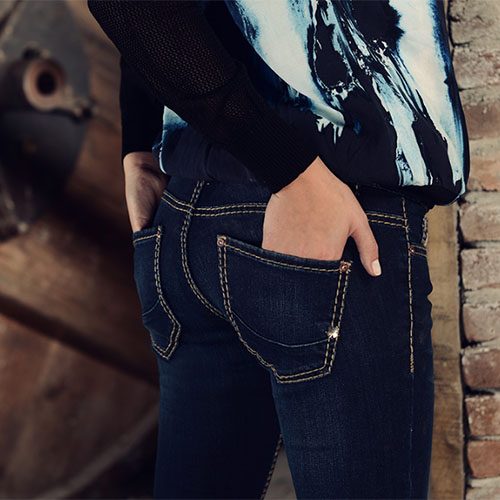 Good Morning Universe Designer Jeans Good Morning